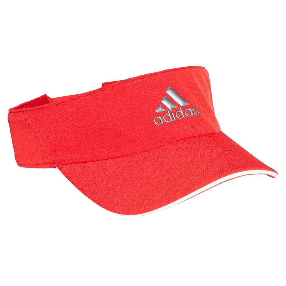 2e534704060d adidas Climalite Visor Red buy and offers on Smashinn