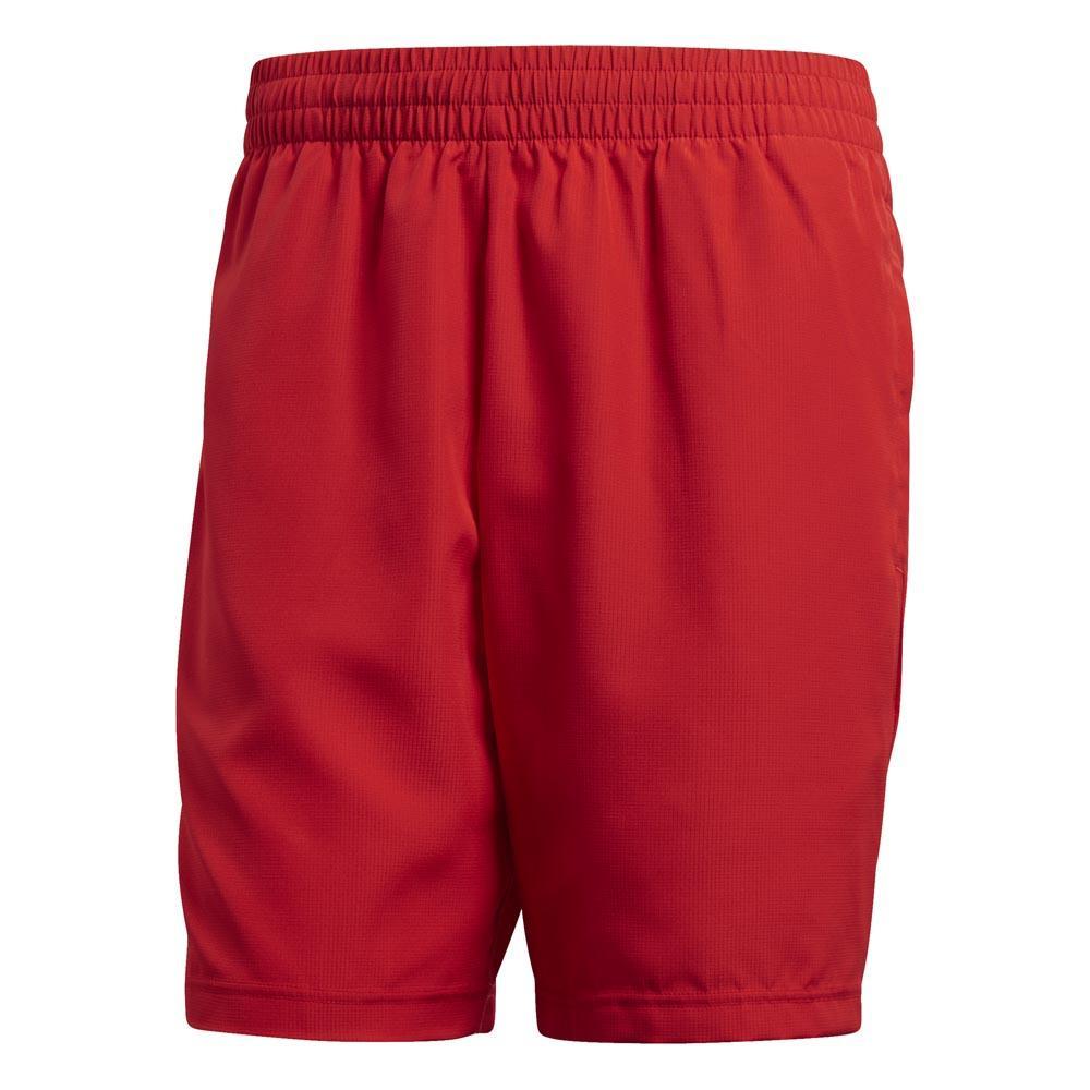 Pantalons Adidas Club Bermuda XS Scarlet