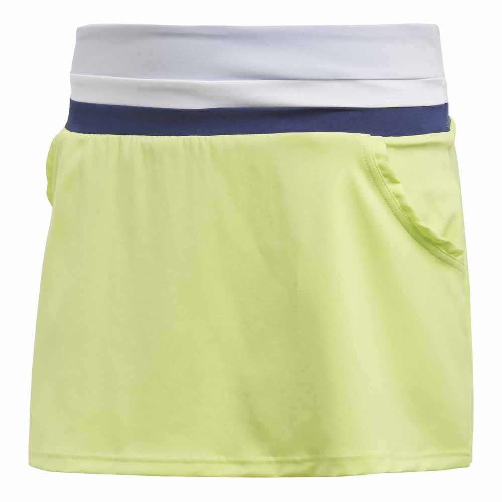 Jupes Adidas Club S Semi Frozen Yellow