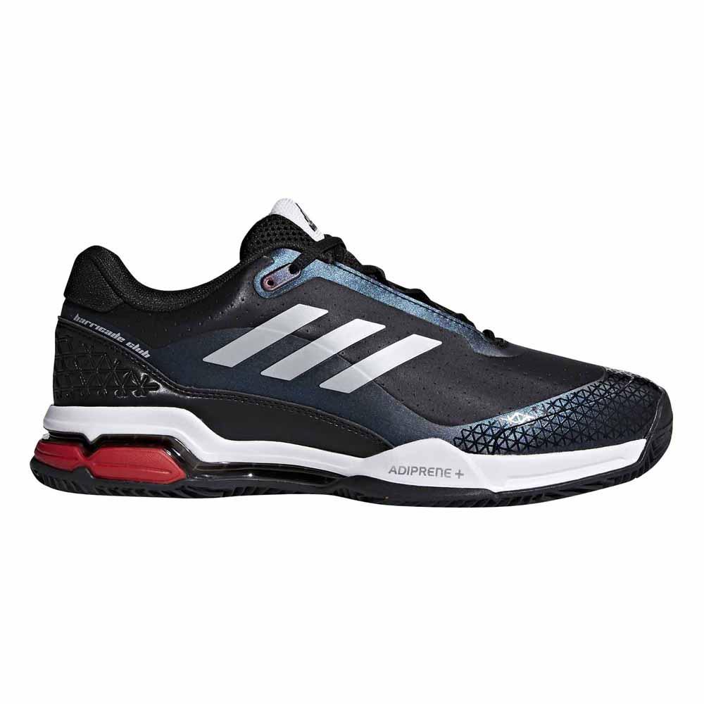 adidas Barricade Club Clay White buy and offers on Smashinn 717597326