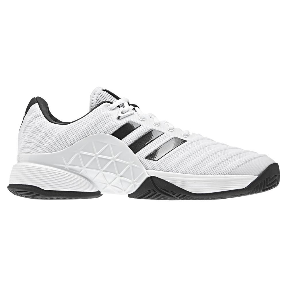 de1af7a65c9bb8 adidas Barricade White buy and offers on Smashinn
