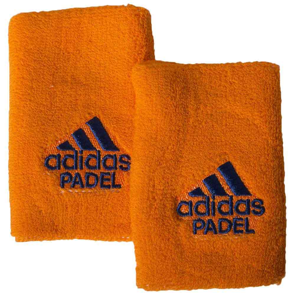 Accesorios Adidas-padel Wristband L Pack 2 Units