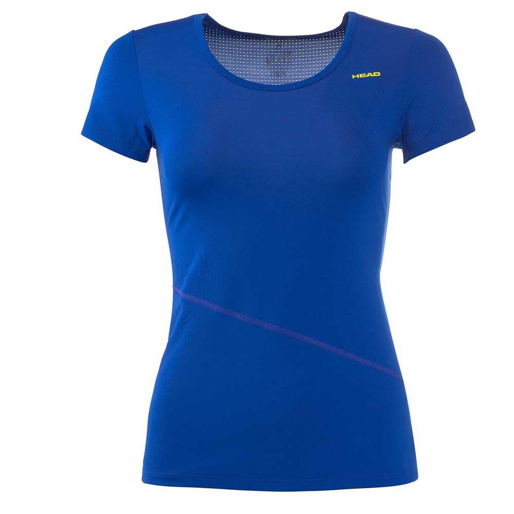 T-shirts Head-racket Vision S Royal