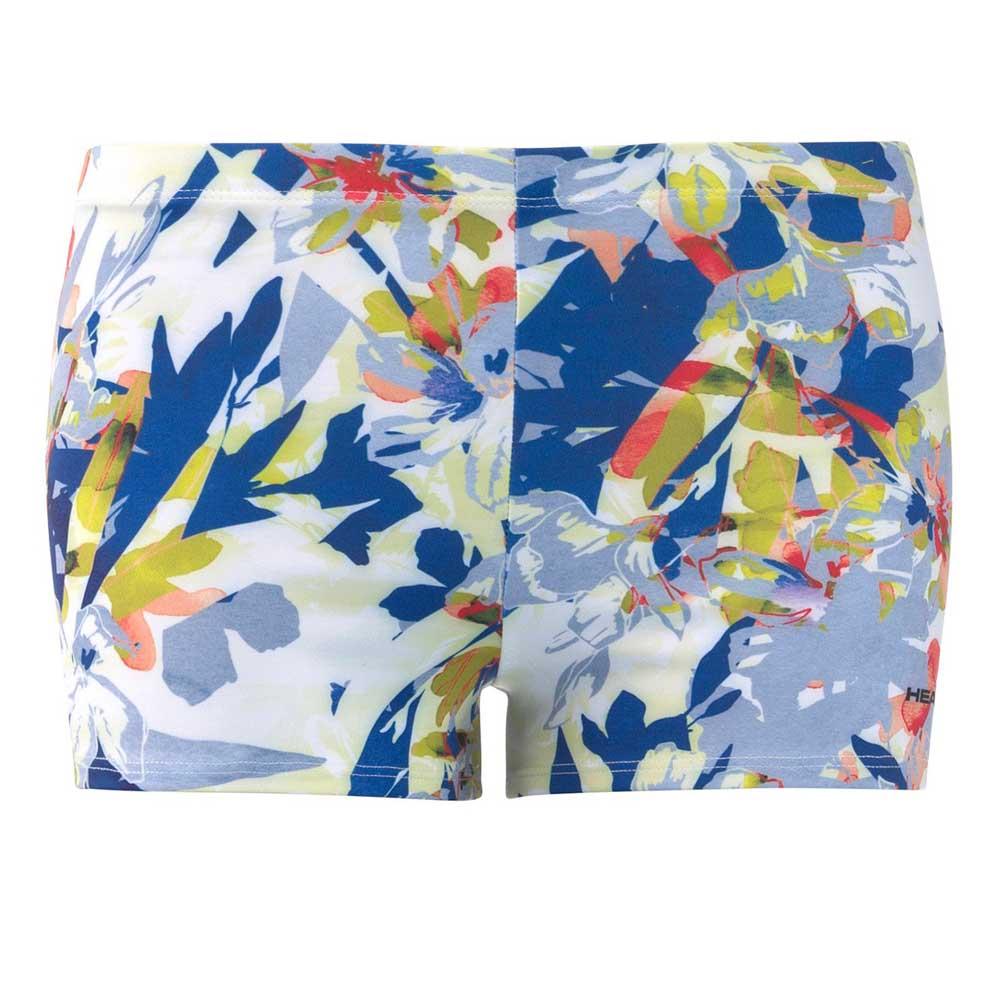 Pantalons Head-racket Vision Graphic Pants M Royal / Yellow