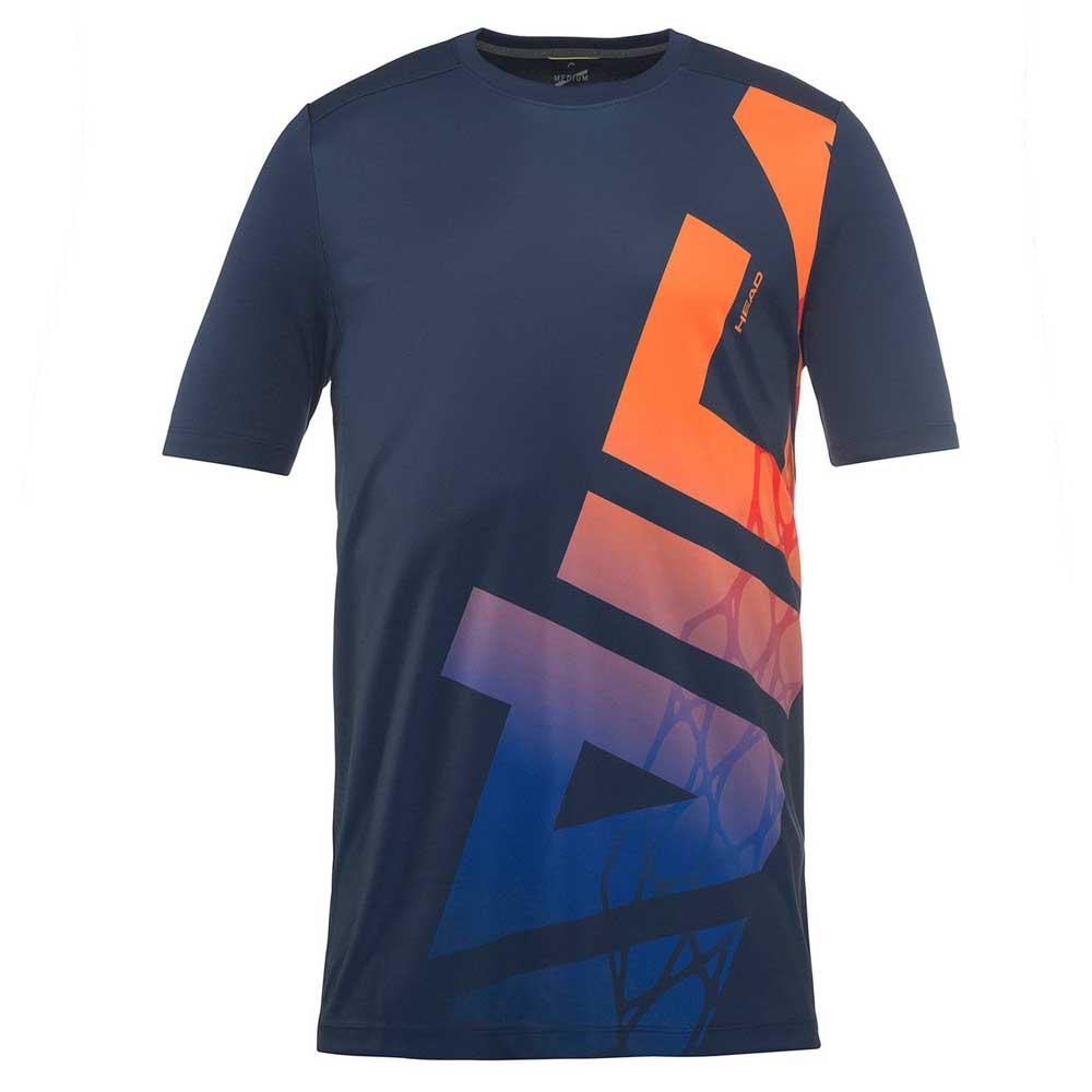 T-shirts Head-racket Vision Radical S/s 128 cm Navy