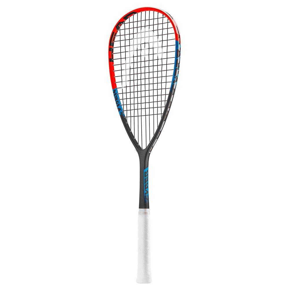 Raquettes de squash Head-racket Cyber Tour 7 Black / Blue / Red