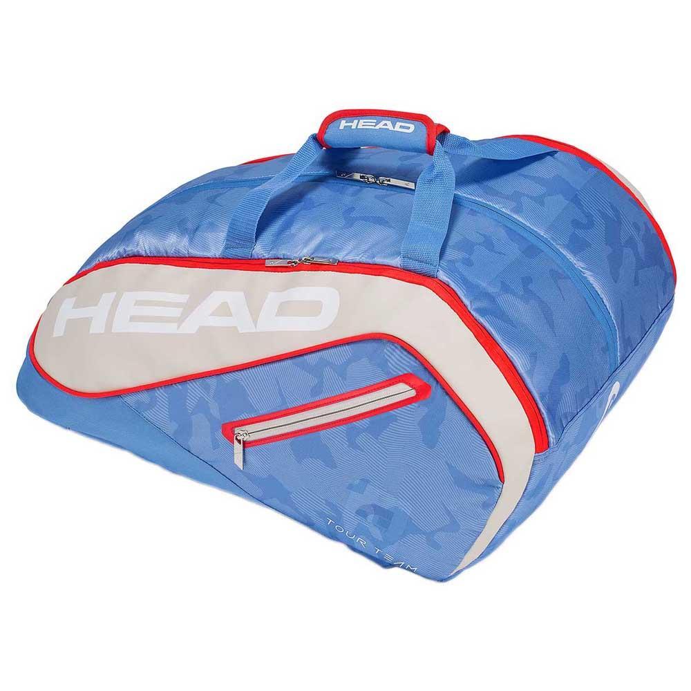 Head-racket Tour Team Monstercombi One Size Light Blue / Sand