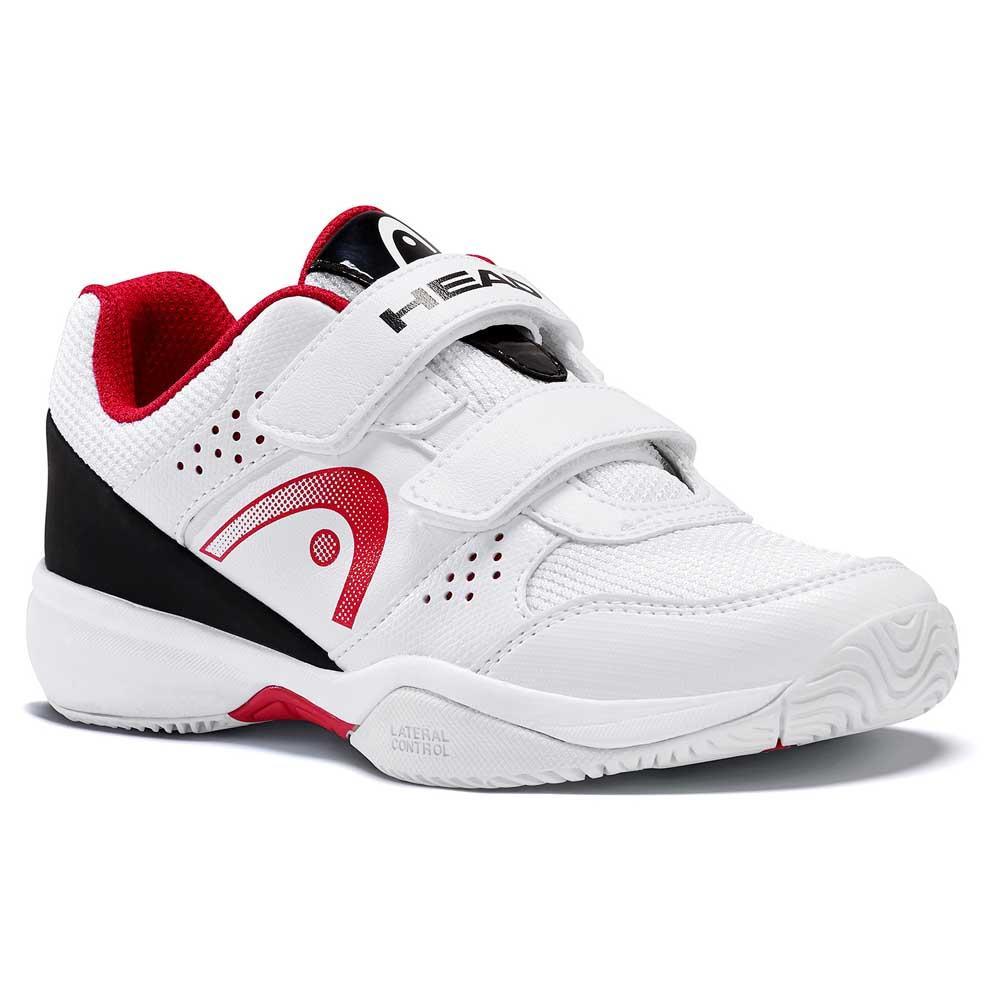 HeadSPRINT 2.0 JUNIOR - Outdoor tennis shoes - white/black E8IrFodS