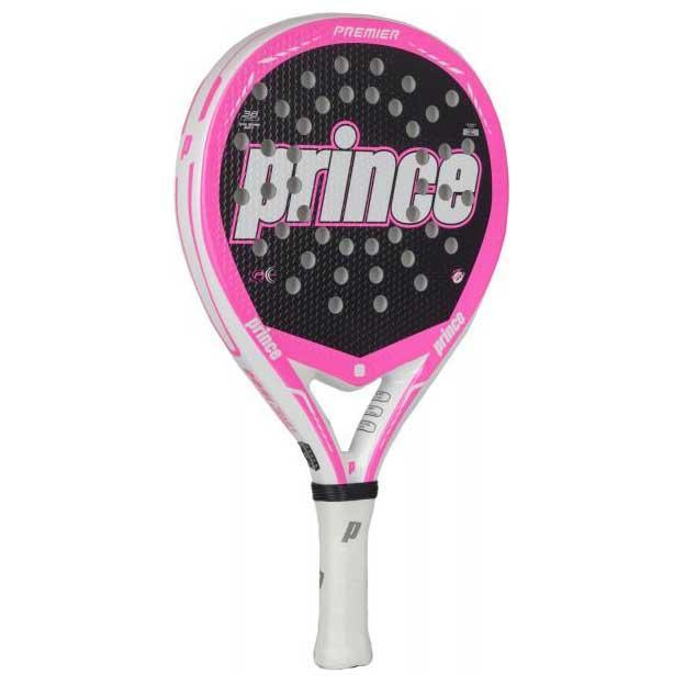 Raquettes de padel Prince Premier Sq One Size Black / Pink