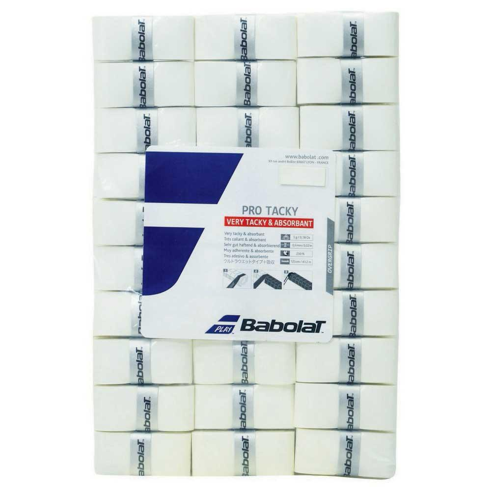 Sur-grips Babolat Pro Tacky Refill 60 Units One Size White