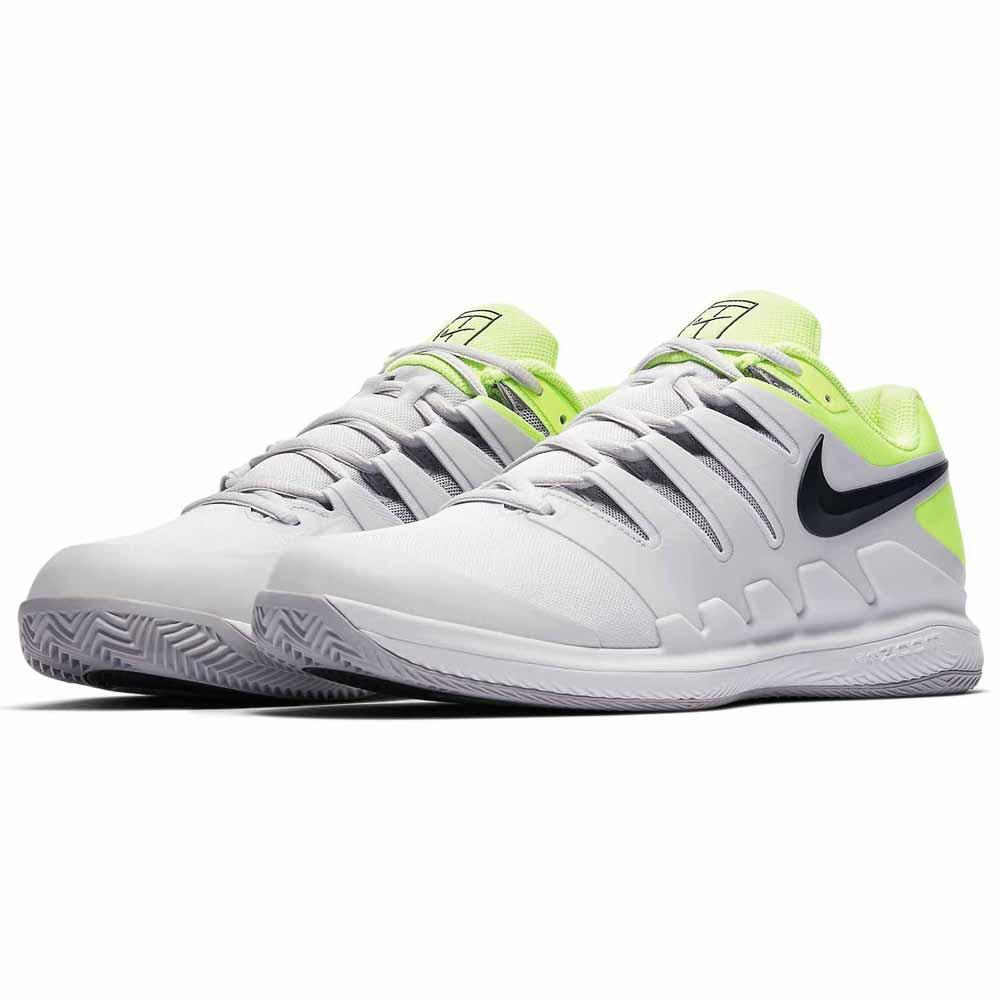 Nike Air Zoom Vapor X Clay Shoes Grey buy and offers on Smashinn