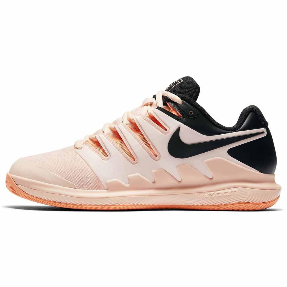 Nike Air Zoom Vapor X Clay Shoes Orange, Smashinn