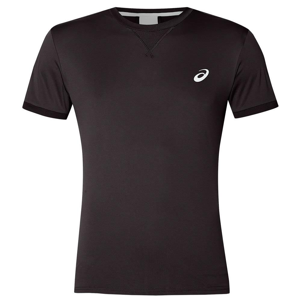 T-shirts Asics Top S Performance Black
