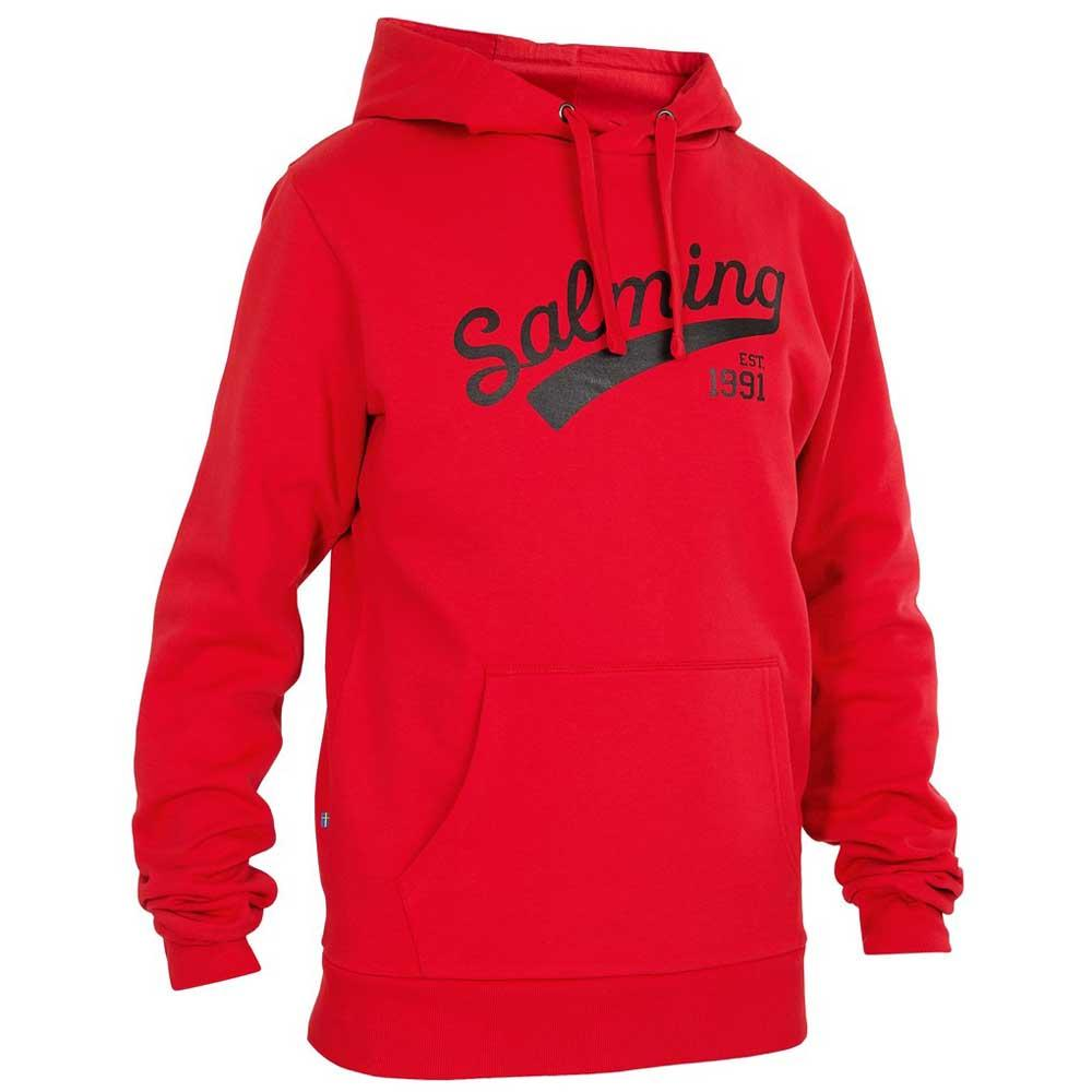 Sweatshirts Salming Logo Hooded