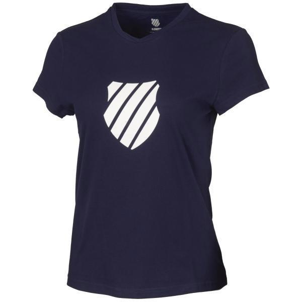 T-shirts K-swiss Logo