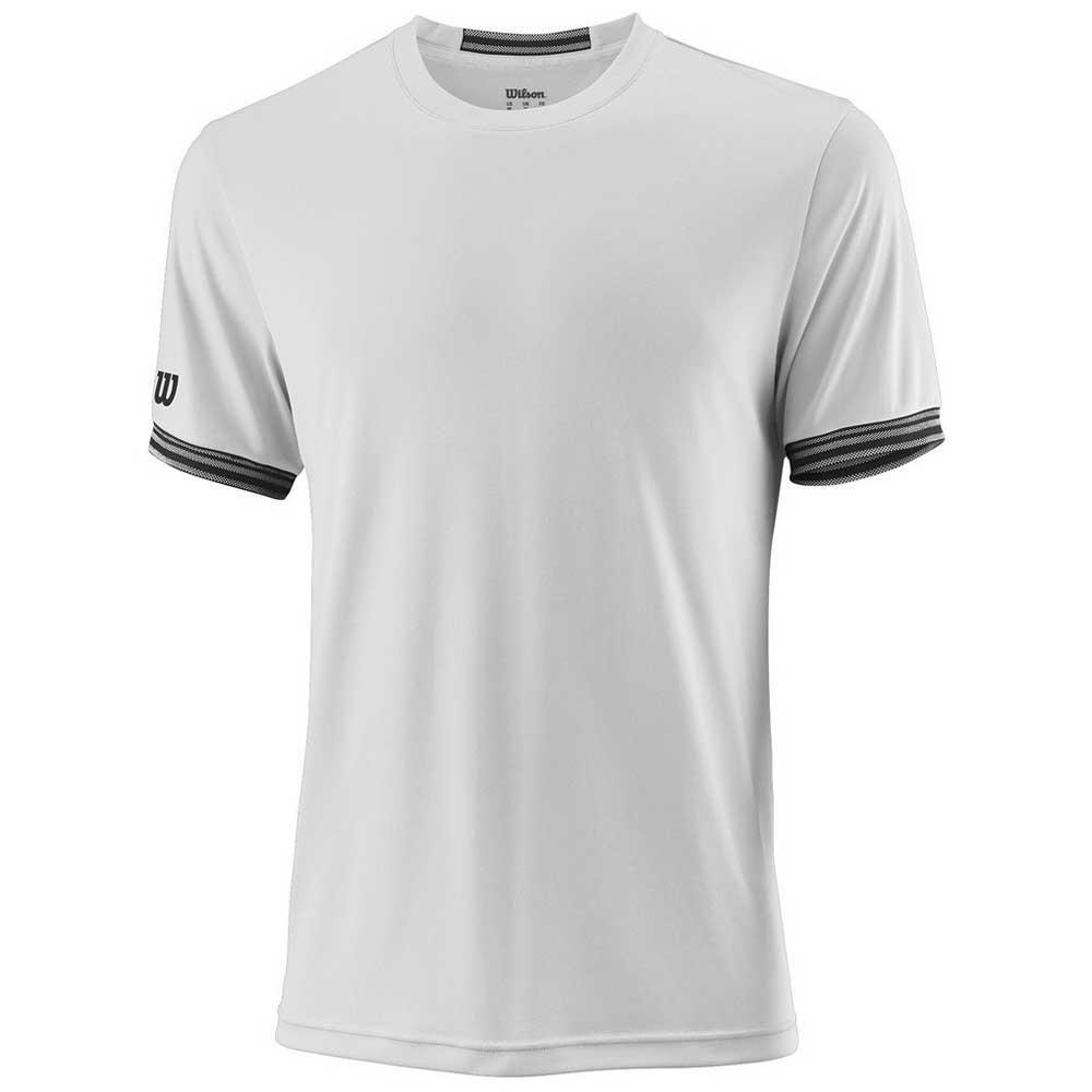 T-shirts Wilson Team Solid Crew