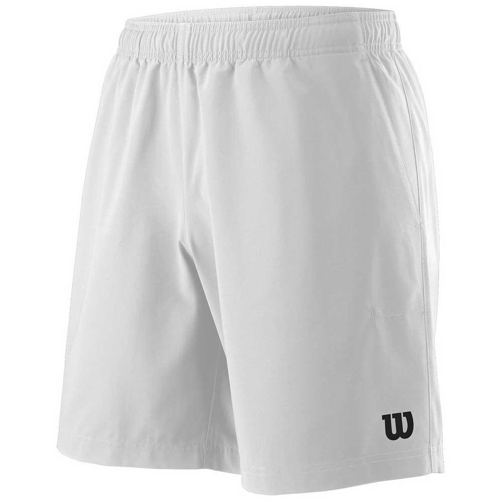 Pantalons Wilson Team 8 Inch XL White