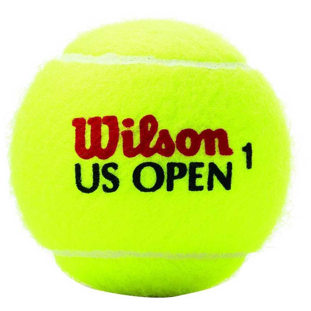 Balles tennis Wilson Us Open Regular Duty