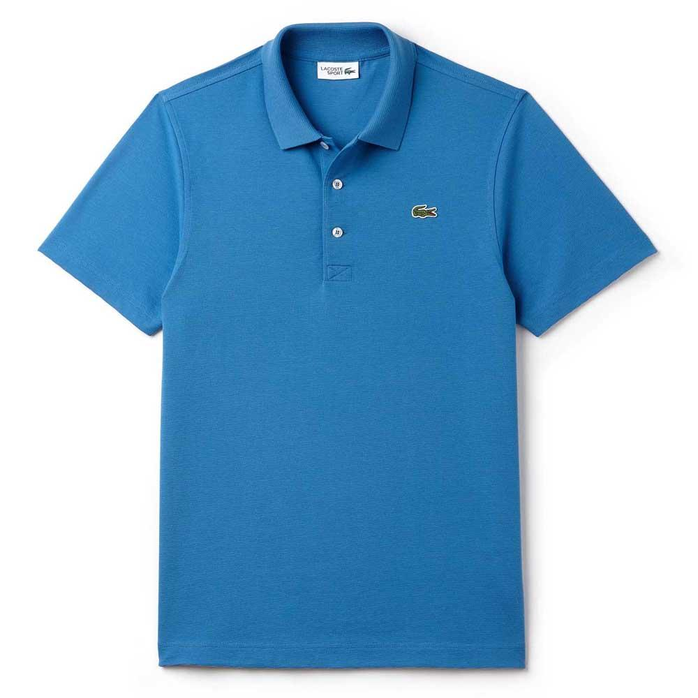 2467cc7e7 Lacoste L1230 Polo S S Blue buy and offers on Smashinn