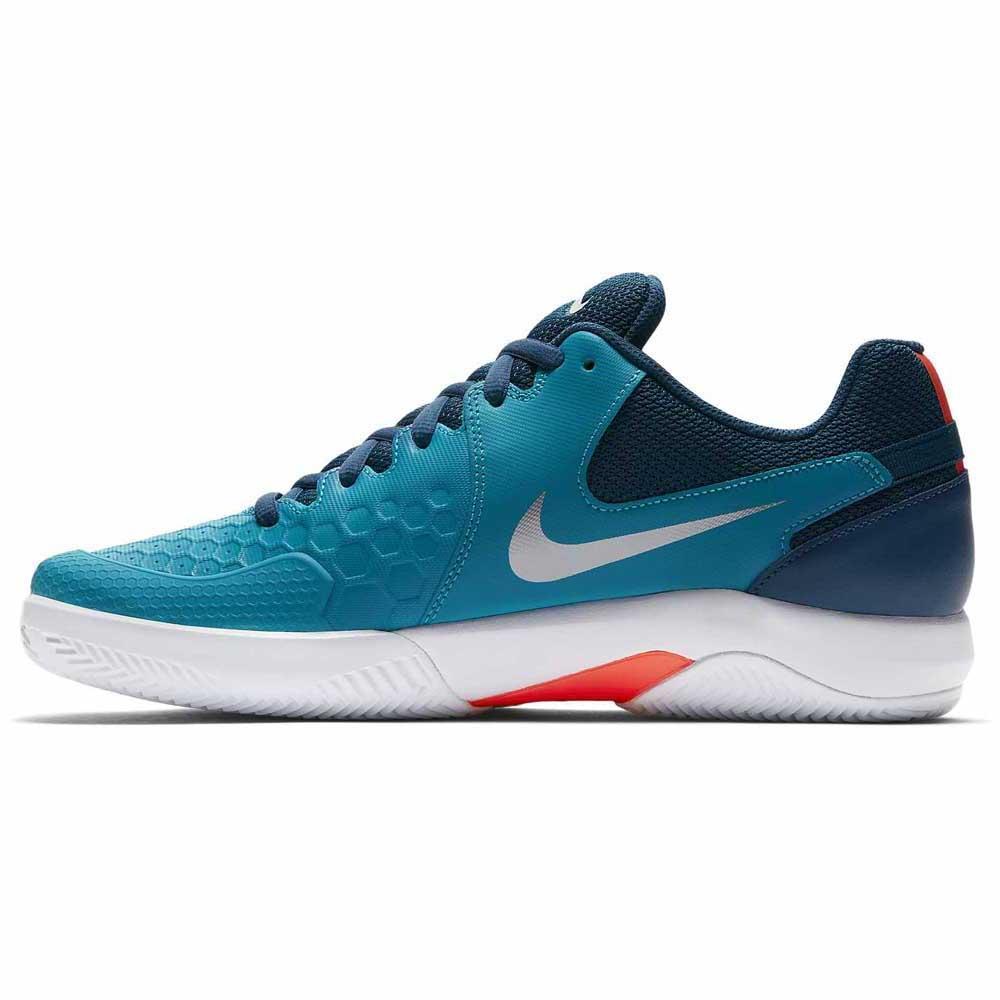 Nike Court Air Zoom Resistance Clay Blue, Smashinn