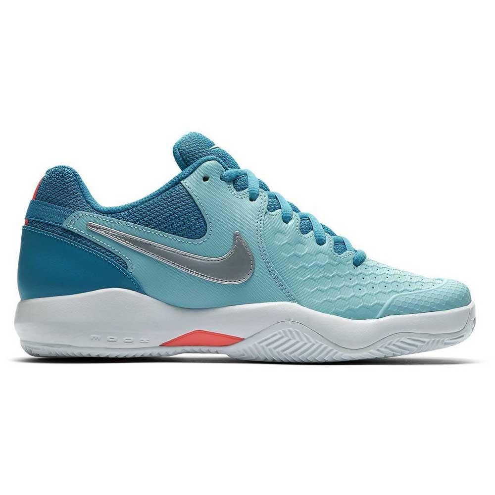 idioma Saludar partícula  Nike Air Zoom Resistance Clay Blue buy and offers on Smashinn
