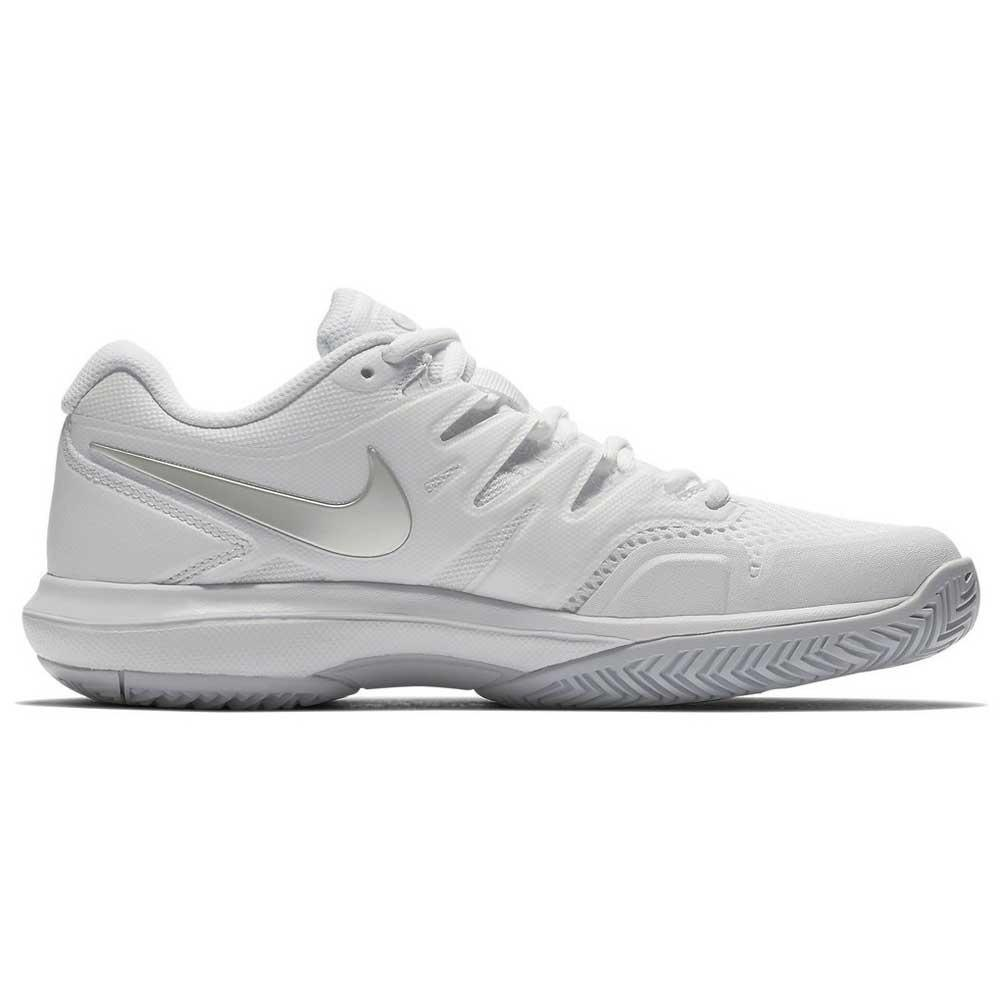 online store c63ee ef66d Nike Air Zoom Prestige HC Silver buy and offers on Smashinn