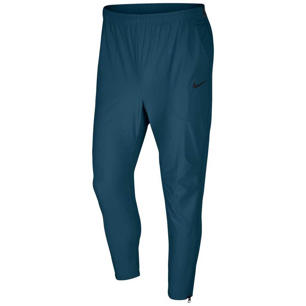 Pantalons Nike Court Flex Practice XXL Blue Force / Black