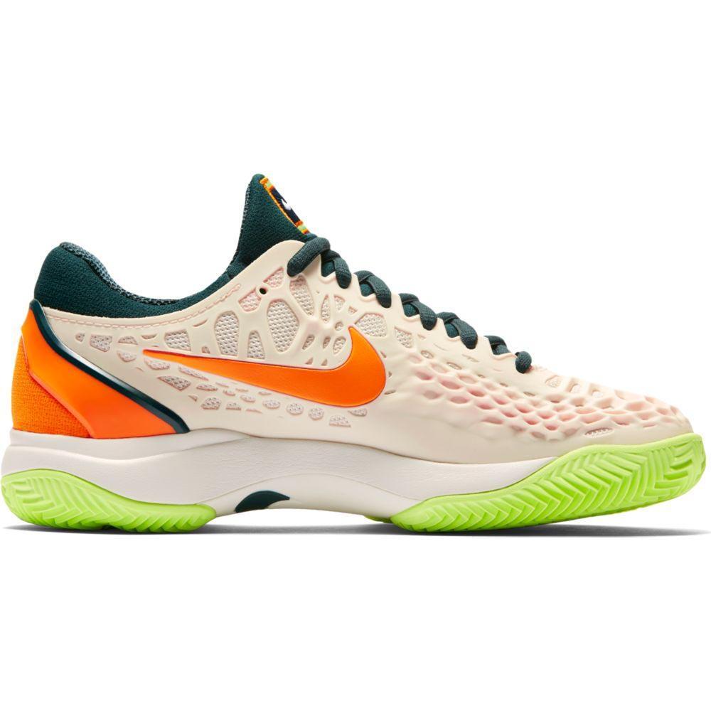 17a41853ccf04 Nike Court Air Zoom Cage 3 Clay Naranja