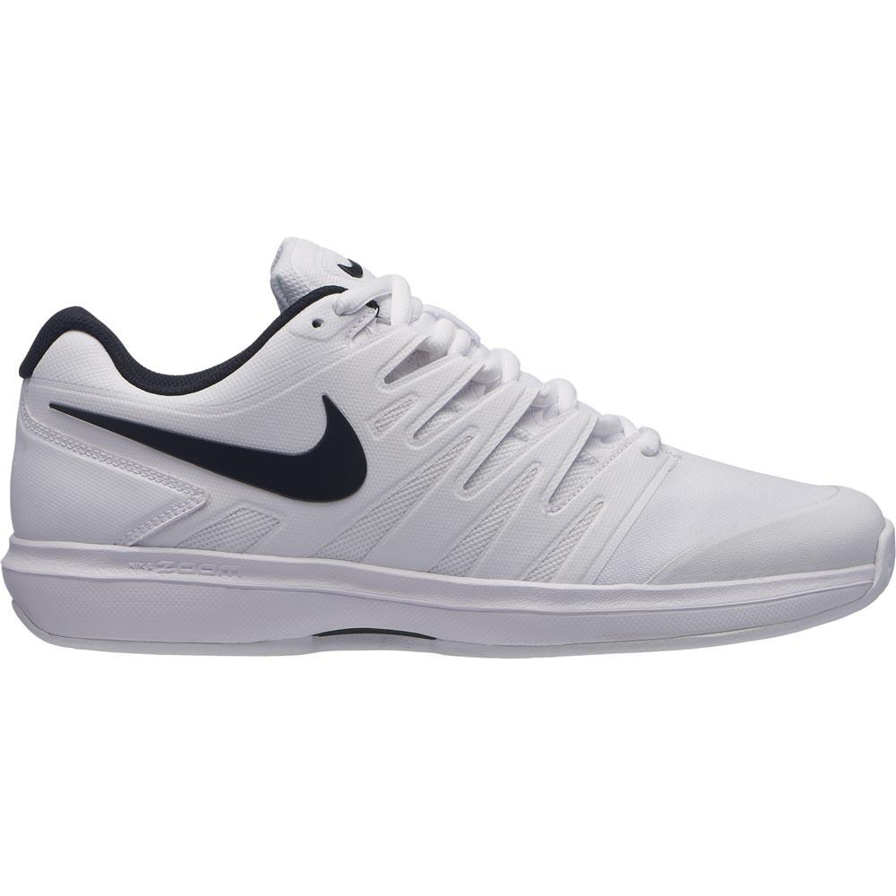 db28ae753dd48 Nike Court Air Zoom Prestige Clay White