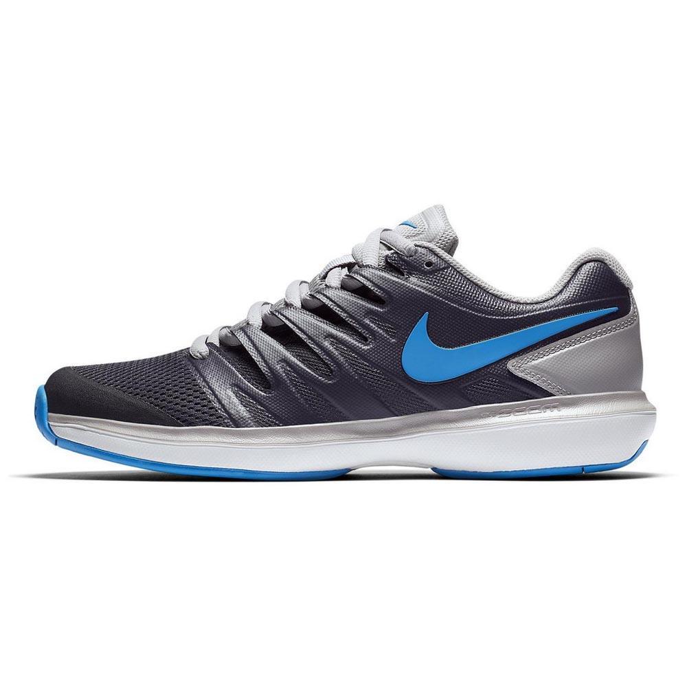the latest 8a406 ce6b6 Nike Court Air Zoom Prestige HC Blå køb og tilbud, Smashinn Kondisko