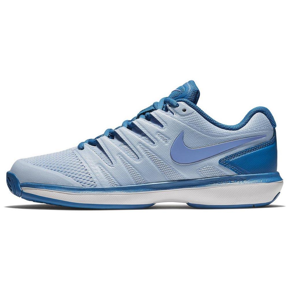Nike Court Air Zoom Prestige HC Blu, Smashinn