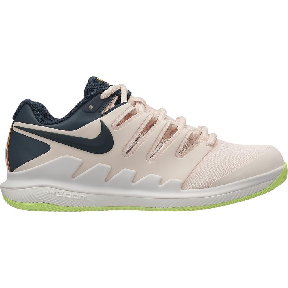 Nike Court Air Zoom Vapor X Clay Shoes Beige, Smashinn