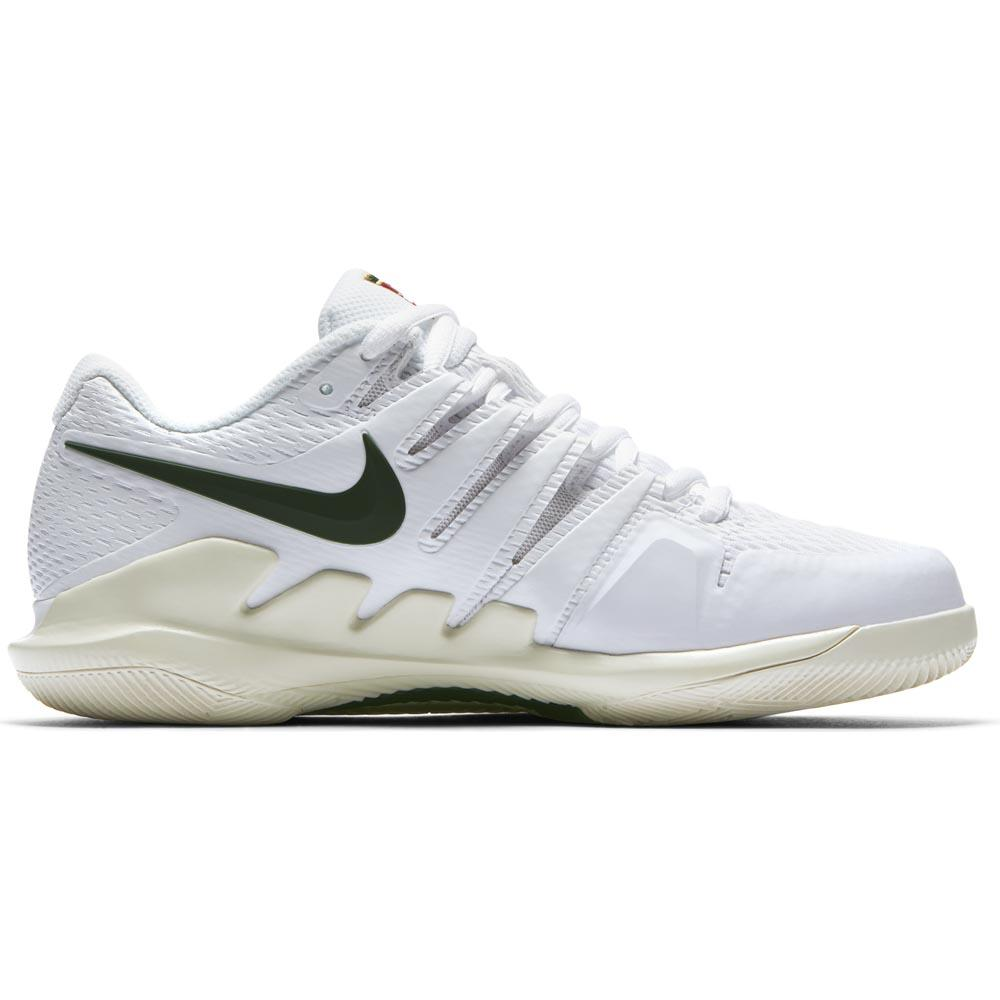 63a439909455f Nike Court Air Zoom Vapor X HC White buy and offers on Smashinn