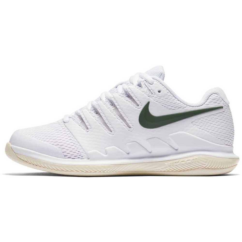 Nike Court Air Zoom Vapor X CPT Green buy and offers on Smashinn