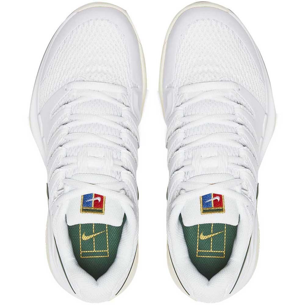 Nike Court Air Zoom Vapor X CPT Verde, Smashinn