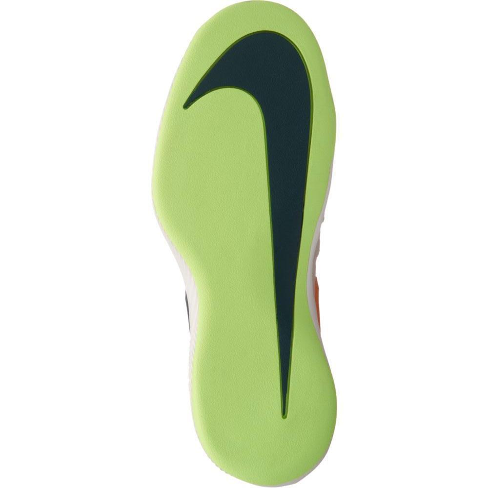 Nike Court Air Zoom Vapor X CPT Orange, Smashinn