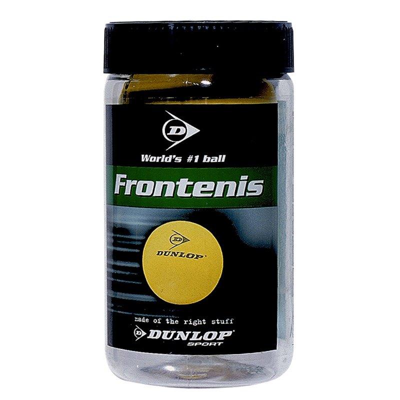 Balles tennis Dunlop Frontennis Box