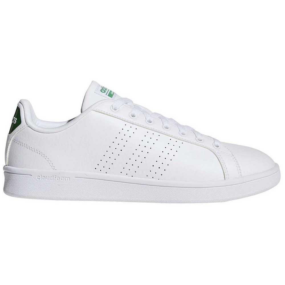 new concept 3cba0 87cba adidas CF Advantage CL Green buy and offers on Smashinn