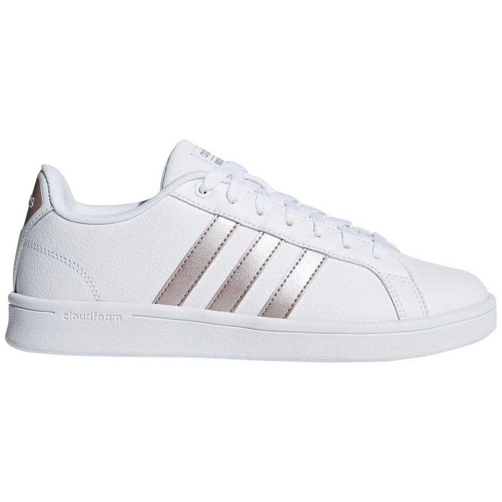 a520c804ae9d0e adidas CF Advantage White buy and offers on Smashinn