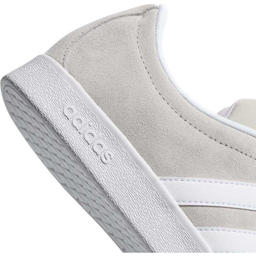 adidas VL Court Blanc acheter et offres sur Smashinn