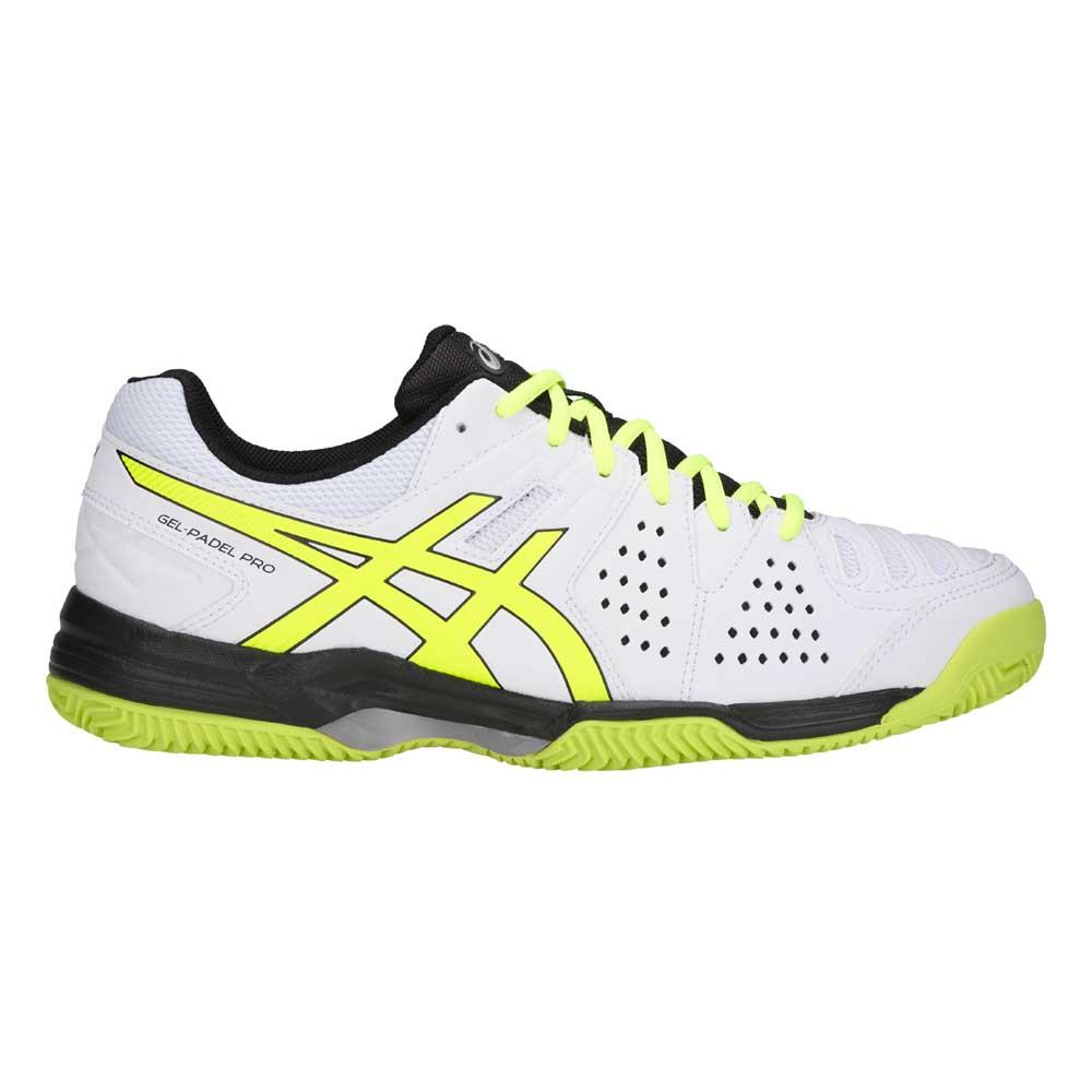 the best attitude 4a07c 20d43 Asics Gel Padel Pro 3 SG Yellow buy and offers on Smashinn