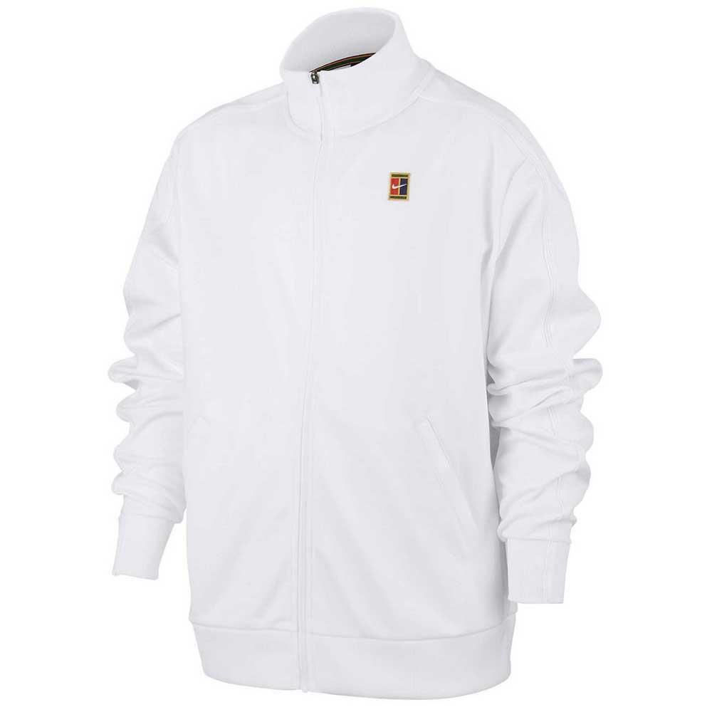 Vestes Nike Court Warm Up L White / White / White