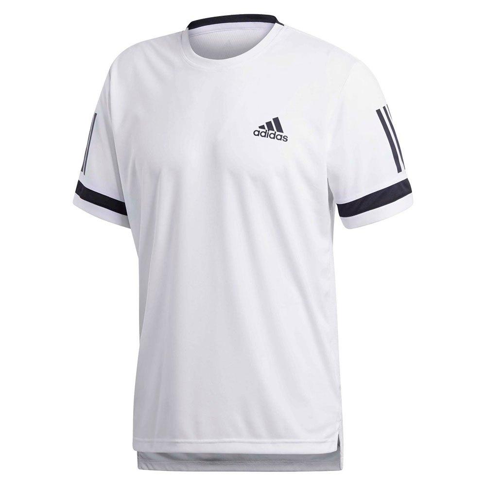 T-shirts Adidas Club 3 Stripes