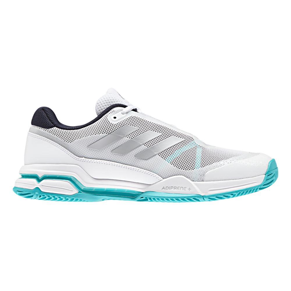 adidas Barricade Club White buy and offers on Smashinn 3a07c0f7d