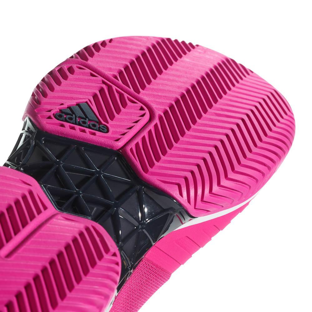 adidas barricade rosa