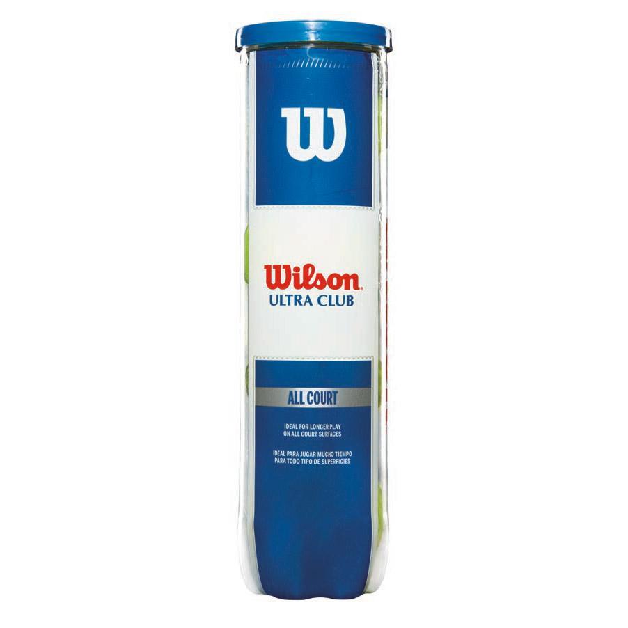 Balles tennis Wilson Ultra Club All Court
