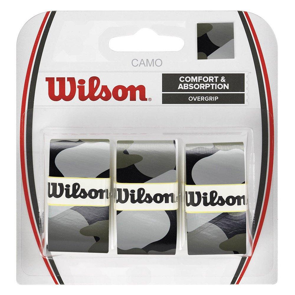 Sur-grips Wilson Camo 3 Units One Size Black
