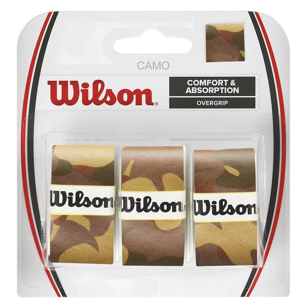 Sur-grips Wilson Camo 3 Units One Size Brown