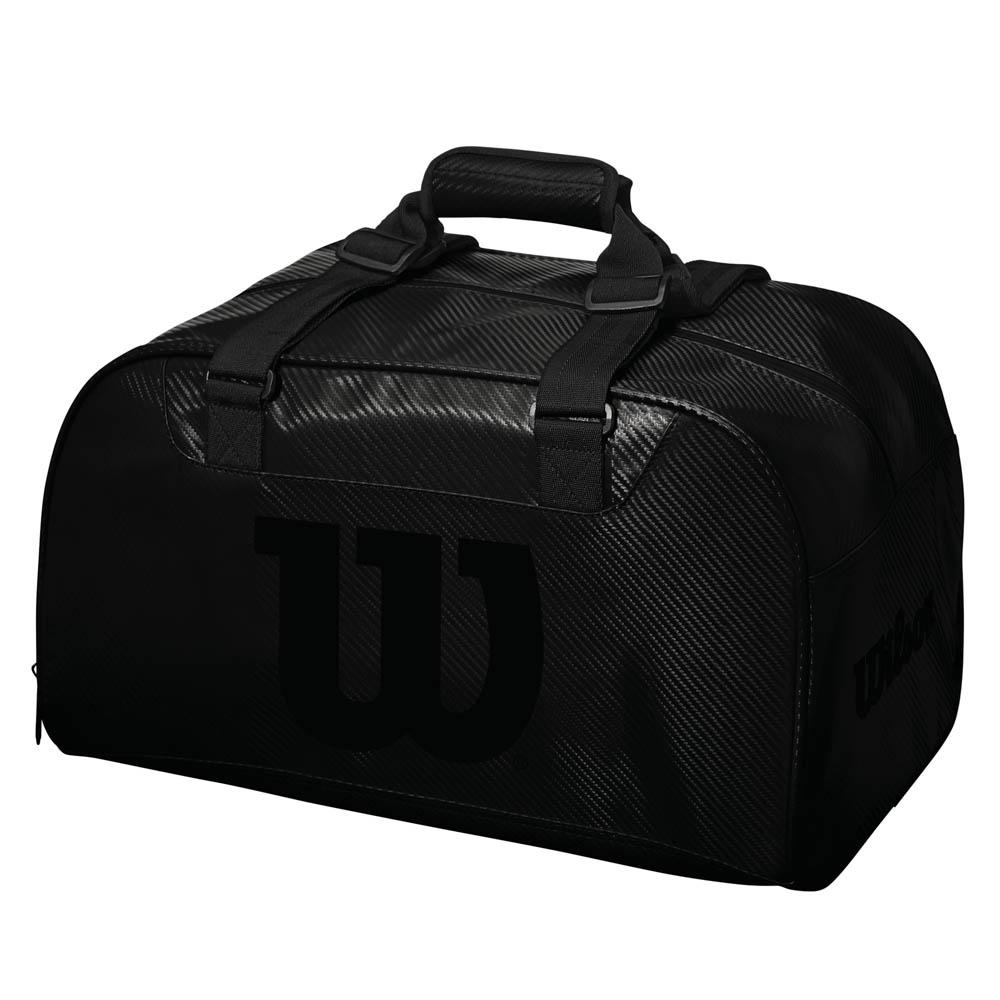 9a7bb7802a32 Wilson Black Duffel Small Black buy and offers on Smashinn