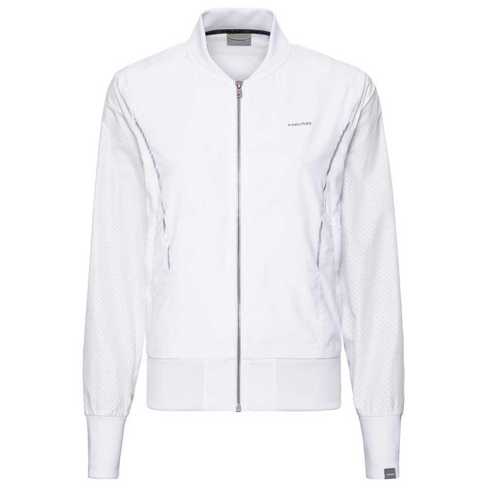Vestes Head-racket Performance S White